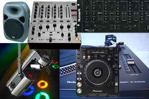 Disco Equipment to Hire